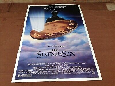 the seventh sign movie