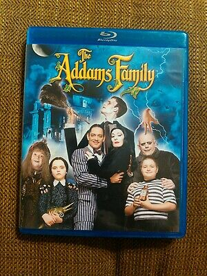 THE ADDAMS FAMILY New Blu-Ray Disc - $12 57 | PicClick