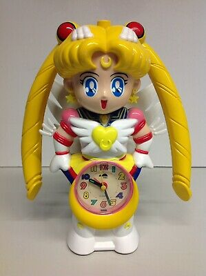 RETRO SAILOR MOON ALARM CLOCK - Made By Timess