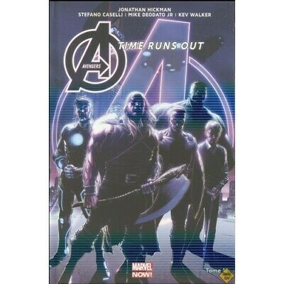 Avengers Time Runs Out T01 -  - Pan.marvel Now