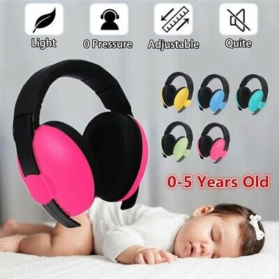 Baby Infant Noise Reduction Headphones Kids Hearing Protection Ear Muffs Safety