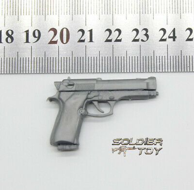"""HotToys 1:6th Weapon /""""Suicide Squad/"""" Death Shooter G18 Gun Model  For 12/"""" Figure"""