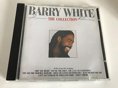 Barry White - The Collection (CD ALBUM 1988)