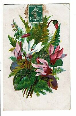 CPA - Carte Postale France -Bouquet de fleurs  VM2473