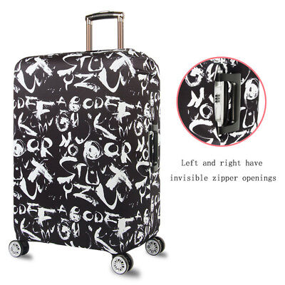 2019 Lovely Hot Elastic Dust Case Pattern Travel Suitcase Protective Cover Gift