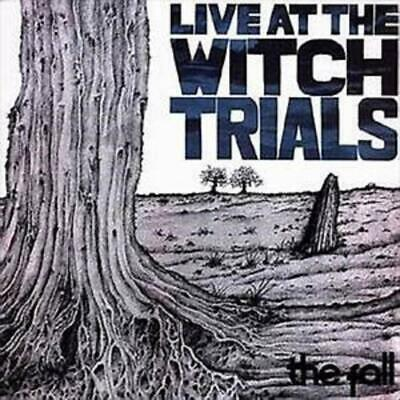 The Fall - Live At The Witch Trials 3 CD ALBUM SET NEW (23RD MAY)