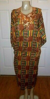 Beautiful Traditional Tribal Dashiki One Size Small to Medium