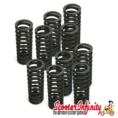 Clutch Springs SIP Sport Cosa 2 for COSA 2 Strong 8pcs (Vespa PX125 -200/Cosa 2