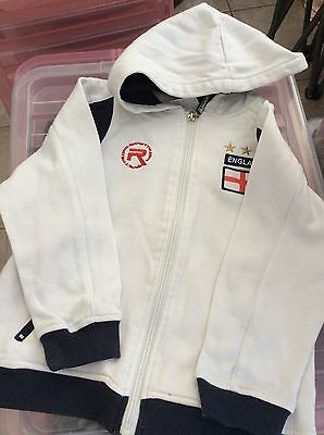 Girls tracksuit jacket age 4/5 yrs