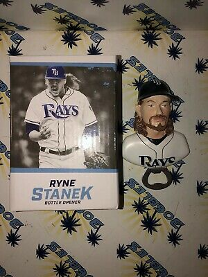 "Tampa Bay Rays Bottle Opener  SGA Stadium Giveaway ""Ryan Stanek"" NIB"