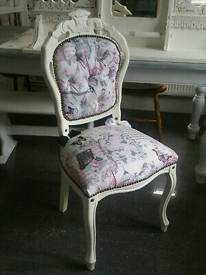 Beautiful Country/ French Country Boudoir/Retail display /dressing table  Chair