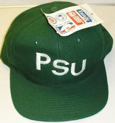 d4aa683a5ae PORTLAND STATE University Vikings 90s VIntage Snapback hat (NEW WITH TAGS!)  NCAA
