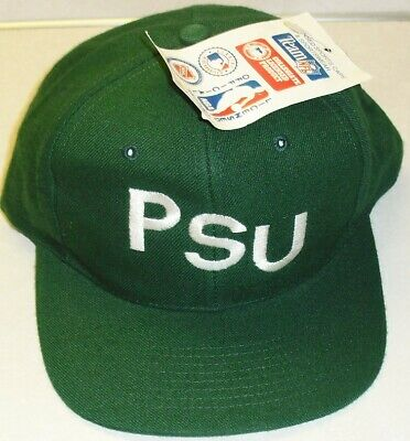 timeless design 7110b 81ab3 PORTLAND STATE University Vikings 90s VIntage Snapback hat (NEW WITH TAGS!)  NCAA