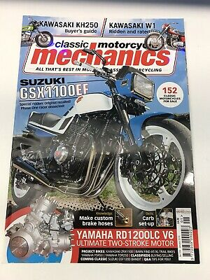 Classic Motorcycle Mechanics Jan 2016 Magazine