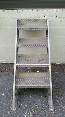 5 Step Aluminum Dock or Deck Stairs 5 fit