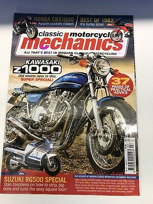 Classic Motorcycle Mechanics July 2017 Magazine