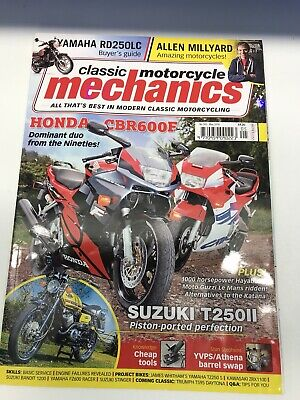Classic Motorcycle Mechanics May 2016 Magazine