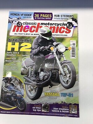 Classic Motorcycle Mechanics June 2016 Magazine