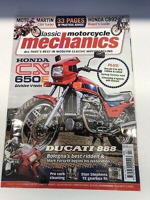 Classic Motorcycle Mechanics July 2016 Magazine