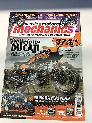 CLASSIC M/C MECHANICS-No.347 September 2016