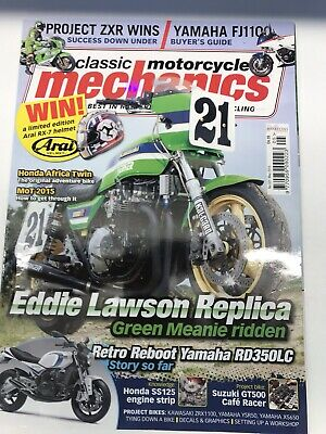 Classic Motorcycle Mechanics May2015 Magazine