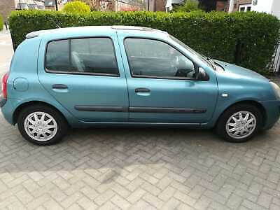 Renault Clio 1.5 Dci Expression 5 Door With Only 72,000 Miles