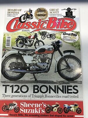 classic bike magazine September 2016