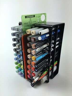 Designer Copic Marker Rack Holder