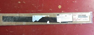 TOYOTA 759250E020 GENUINE OEM BLACK OUT TAPE Highlander Rear Door
