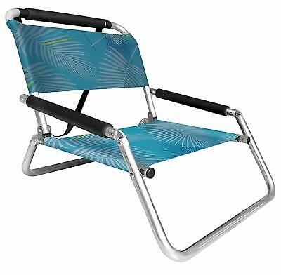 2 Pack Of Neso Lightweight Water Resistant Beach Chairs With Shoulder Strap And