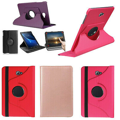 Leather Case Stand Cover For Samsung Galaxy Tab A 10.1 2016 Inch SM-T580 SM-T585