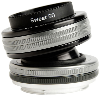 Lensbaby Composer Pro II incl. Sweet 50 Optic Pentax K NEW