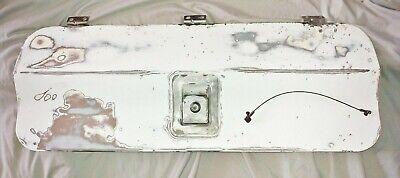 1967 1968 1969 1970 1971 1972 Ford Truck Bed Storage Door - Oem Ford Tool Box