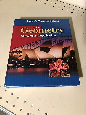 GEOMETRY CONCEPTS AND APPLICATIONS TEACHER'S WRAPAROUND EDITION By Jerry VG
