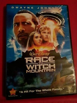Race to Witch Mountain (DVD, 2009)