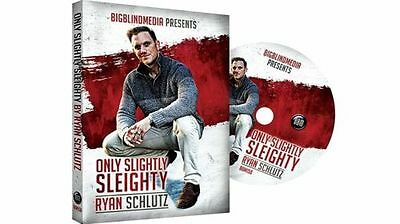 Only Slightly Sleighty by Ryan Schlutz - Magic Tricks