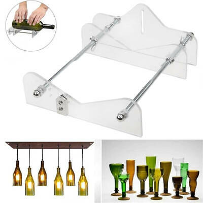 Glass Bottles Cutter Wine Beer Bottle Jar Machine DIY Handmade Cutting Tool