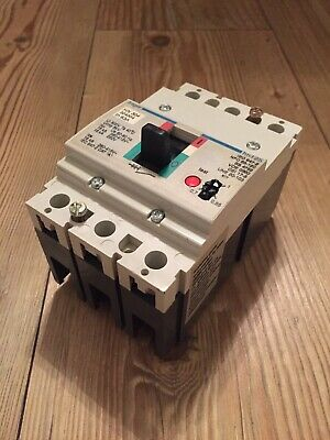 Hager HN304 hn125 MCCB 63 Amp 3 Phase Pole Bill Circuit Breaker 324304