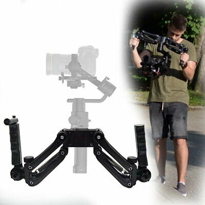 Dual BOB Buster Z-Axis Anti Shock Handle Grip For DSLR Camera Gimbal Stabilizer