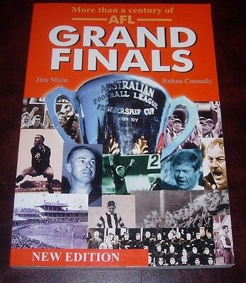 More Than A Century Of Afl Grand  Finals~ Afl Football Book