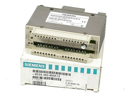 Siemens Simatic S5 Digital IN/OUT,6ES5 482-8MA13,6ES5482-8MA13