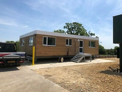 36ft X 24ft Modular Building, Portable Cabin, Office, Marketing Suite, Showroom