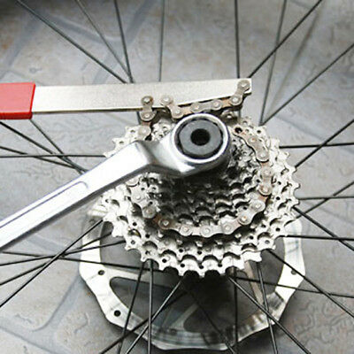 Bicycle Freewheel Disassembly Chain Whip Cassette Sprocket Remover Repair Tool S