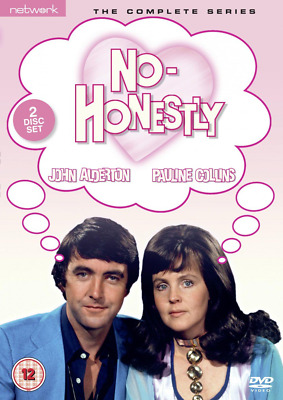 No, Honestly - The Complete Series (DVD, 2010, 2-Disc Set) New & Sealed