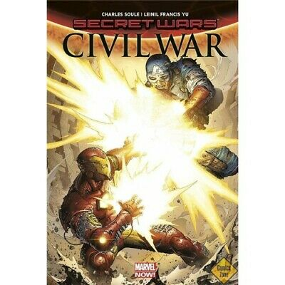 Secret Wars : Civil War -  - Secret Wars