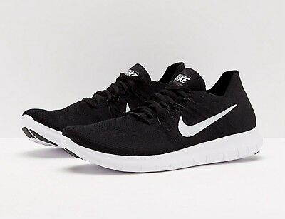super popular 34e12 229ef Pour HOMMES Nike Free Rn Flyknit 2017 Baskets Sport Uk7.5 Eu42 Us8