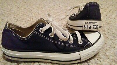 f7998229bbd1 Converse Chuck Taylor All Stars CTAS Oxford Black Canvas Womens Sz 6 Youth 4