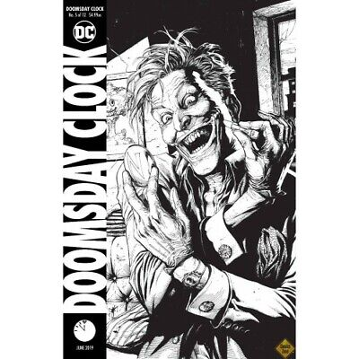 Doomsday Clock -5 (Of 12) Final Ptg -  - 24/04/2019