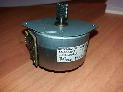 Mitsumi stepping motor M49SP-3KA 5,6 ohm 7,5° step