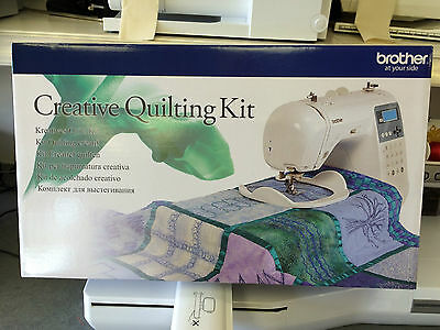 Brother Sewing Machine Creative Quilt Kit Table INNOVIS 10A 15 20 35 55FE QKM1UK